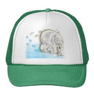 Polar Bored Trucker Hat