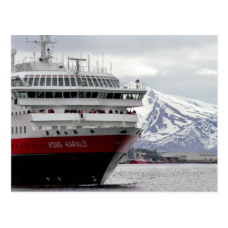 Polar Cruiseship Postcard