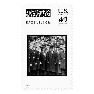 Polar Explorer Frederick Cook 1909 Postage Stamp