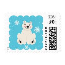 Polar Friend Postage