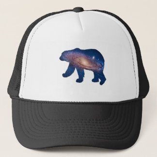 POLAR GALACTIC TRUCKER HAT