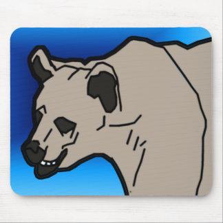 Polar Head Mouse Pad
