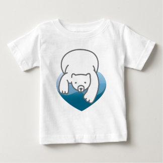 Polar Heart Baby T-Shirt