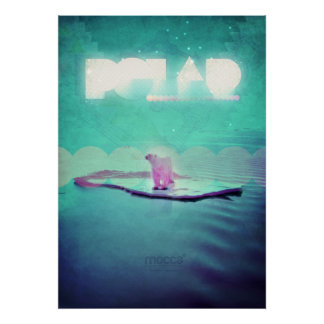 Polar Huge Canvas Posters