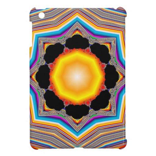 Polar Kaleidoscope Case For The iPad Mini