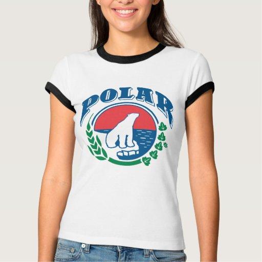 Polar Ladies Ringer T-Shirt