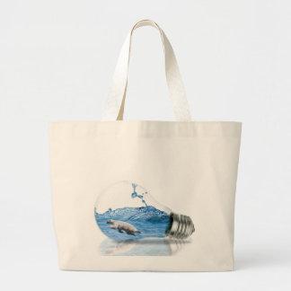 Polar Large Tote Bag