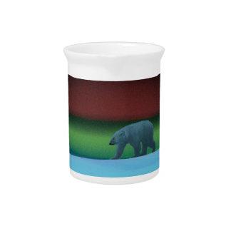 Polar Lights Polar Bear Beverage Pitchers