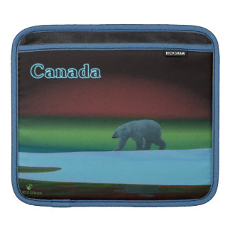 Polar Lights Polar Bear Sleeve For iPads