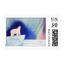 Polar Lights Postage