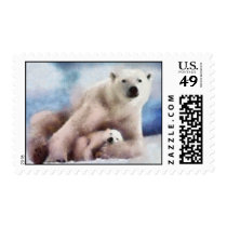 polar mom postage