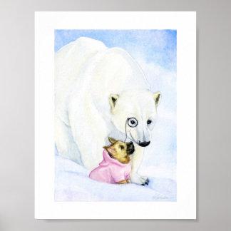 Polar Pals Posters