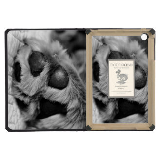 Polar Paws Golden Retriever iPad Mini Cover