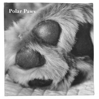 Polar Paws Napkin