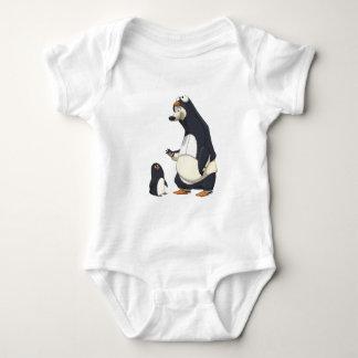 Polar Penguin Baby Bodysuit