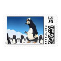Polar Penguin Stamps
