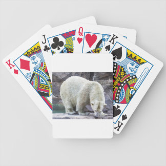 Polar Power Bicycle Poker Cards