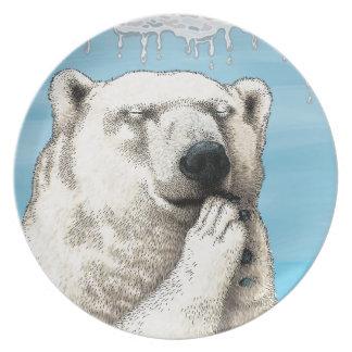 Polar prayer plates