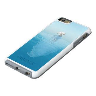 Polar refiera el caso más del iPhone 6 de OtterBox Funda Otterbox Para iPhone 6/6s Plus