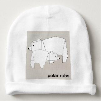 polar rubs baby beanie
