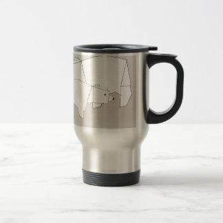 polar rubs travel mug