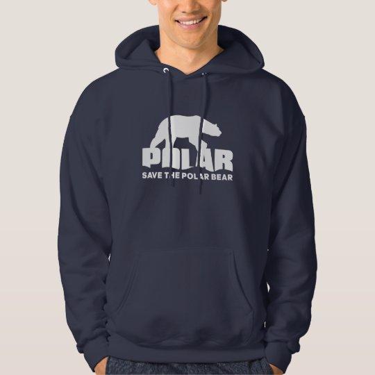 POLAR - Save the Polar Bear Hoodie