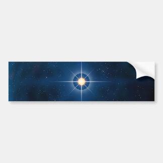 Polar Star Bumper Sticker