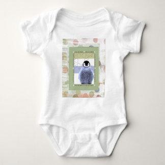 Polar the Penguin Baby Bodysuit