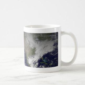 Polar Vortex 2014 North American Cold Wave Mugs