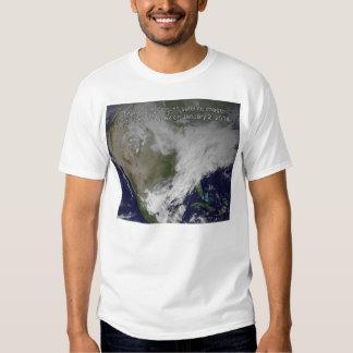Polar Vortex 2014 North American Cold Wave Shirt