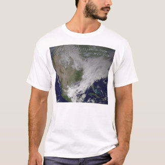 Polar Vortex 2014 North American Cold Wave Shirt
