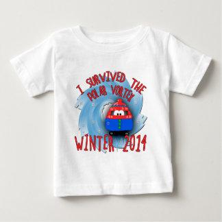 POLAR VORTEX 2014 Winter Baby T-Shirt