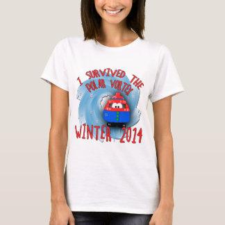 POLAR VORTEX 2014 Winter T-Shirt