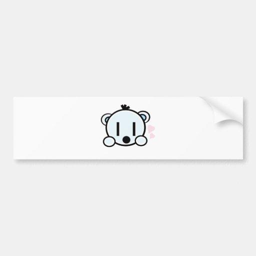 polarbear bumper sticker
