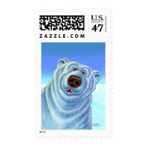 polarbear_card postage