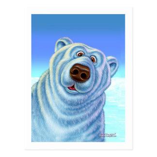 polarbear_card postcard