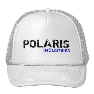 POLARIS, INDUSTRIES TRUCKER HAT