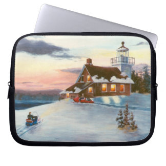 Polaris Sunset Laptop Sleeve