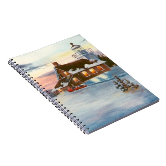 Polaris Sunset Notebook