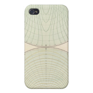 Polarization atmosphere covers for iPhone 4