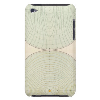 Polarization atmosphere iPod touch Case-Mate case