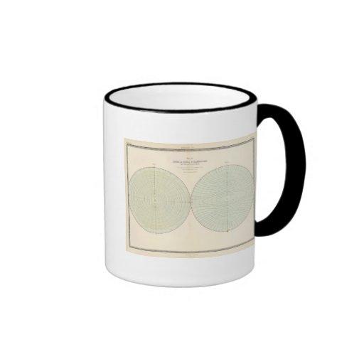 Polarization atmosphere mug