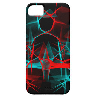 Polarized Modern Art iPhone SE/5/5s Case