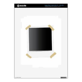 Polaroid iPad 3 Decals