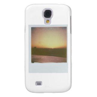 Polaroid Sunrise Galaxy S4 Case