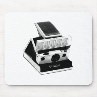 Polaroid SX-70 Vintage Camera Mouse Pad