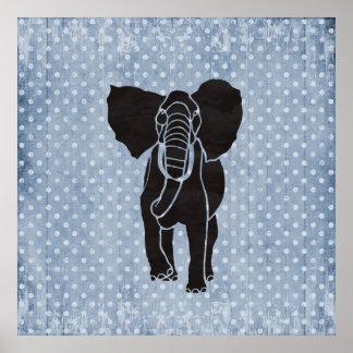 Polca del elefante posters