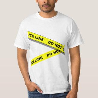 Polcie Line T-Shirt