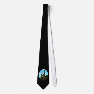 Poldark Country Cornwall England Neck Tie