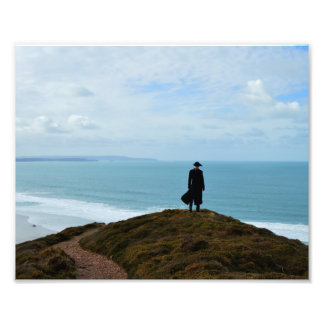 Poldark Country Cornwall England Photo Print